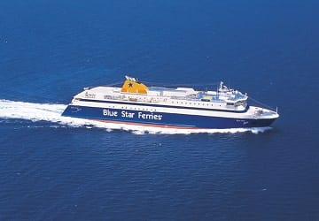 Blue Star Naxos